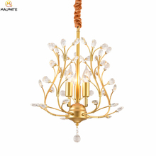 Modern Led Pendant Lights Decor Hanging Crystal Pendant Lamp Corridor Balcony Hanglamp Lighting Luminaria Living Room Luminaire