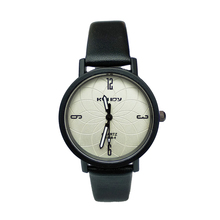 цены на Leather Strap Life waterproof KEIIDY Women Watch Luxury Ladies Watches Black white dial Woman Clock bayan kol saati Reloj Mujer  в интернет-магазинах