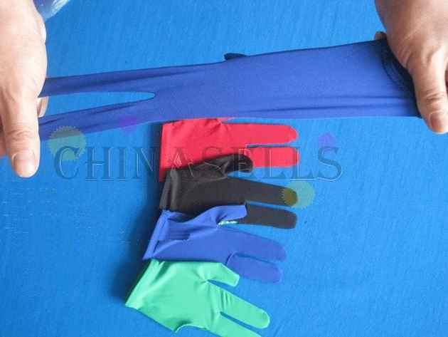 8 ลูก 9 ลูกบอลถุงมือใหม่ความยืดหยุ่นสูงสระว่ายน้ำสนุ๊กเกอร์บิลเลียดคิวถุงมือบิลเลียดสามถุงมือ
