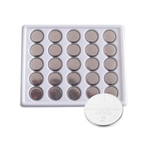 Free shipping 100Pcs 3V CR2032 Lithium Battery BR2032 DL2032 ECR2032 CR 2032 Button Coin Cell Batteries