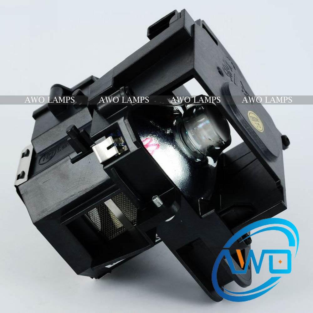 8350 Lamp with Osram OEM bulb inside V13H010L49 For Epson Home Cinema 8100