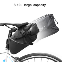 Bicycle Saddle Waterproof Storage Bag