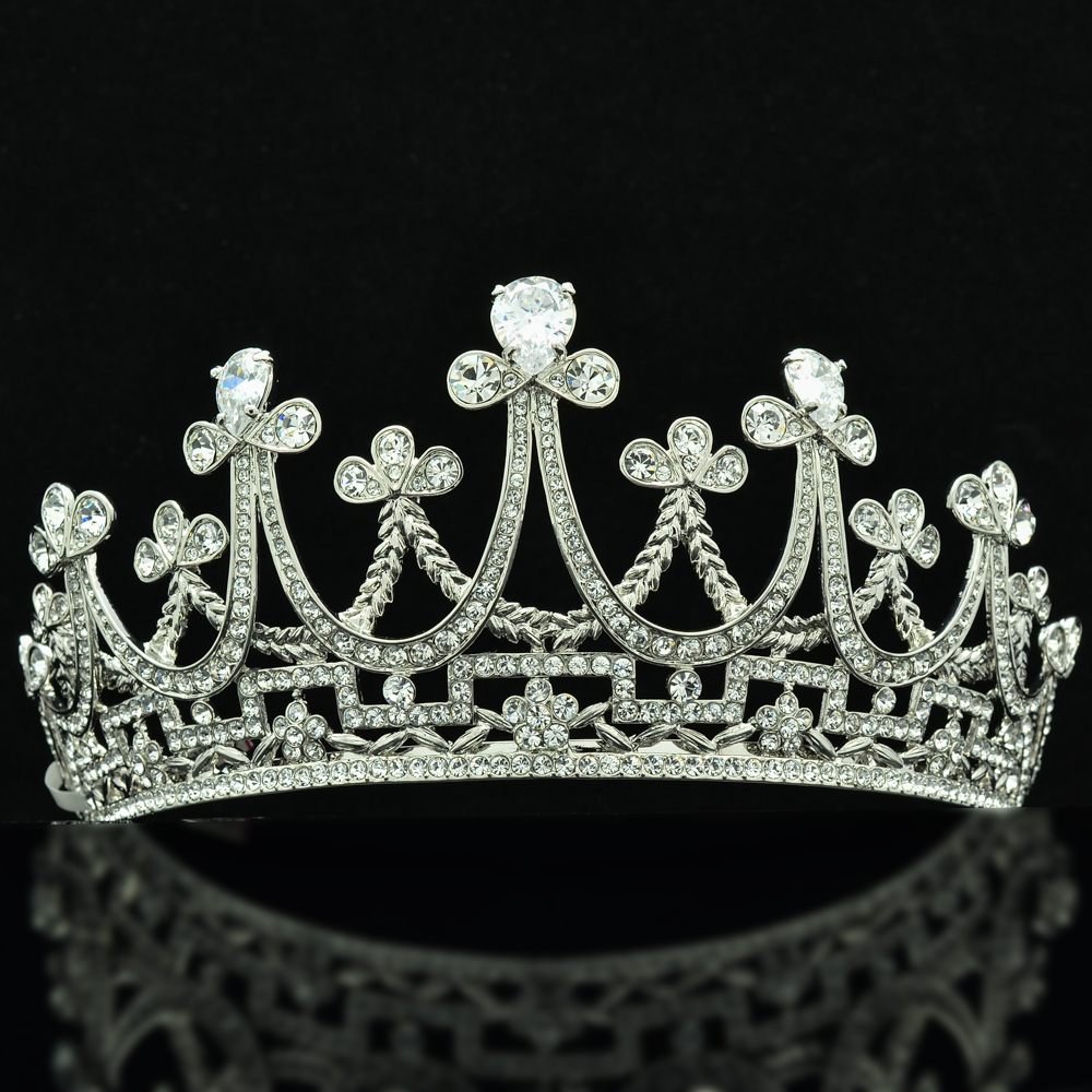 Popular Quinceanera Tiaras and Crowns-Buy Cheap