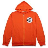 High-Q Unisex DRAGON BALL Son Goku Kame Sennin Cardigan Hoodies coat jacket Kakarotto Master Roshi Hoodies jacket coat