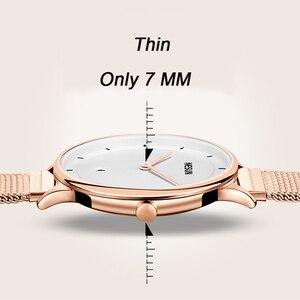 Image 5 - Switzerland Top Luxury Brand Nesun Womens Watches Japan Import Quartz Watch Women Relogio Feminino Diamond Wristwatches N8805 1