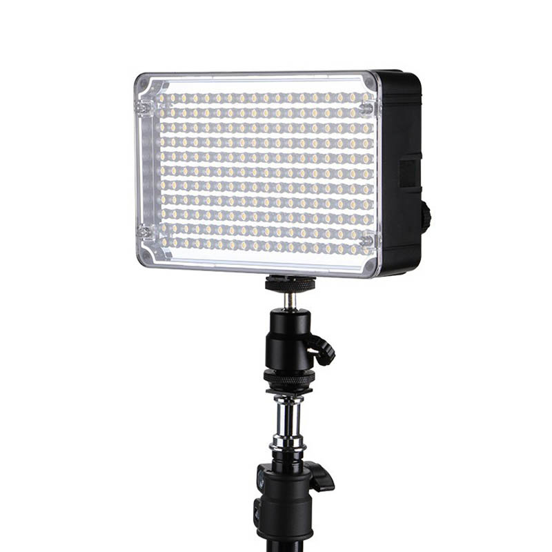 ФОТО Aputure Amaran H198C Led Light CRI 95+ On Camera Bicolor Temperature Light Video Photo Lighting for DSLR Camera DV Camcorder