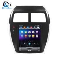 4G Lte 32G rom вертикальный экран android система Мультимедиа Видео Радио плеер для MITSUBISHI ASX навигации стерео