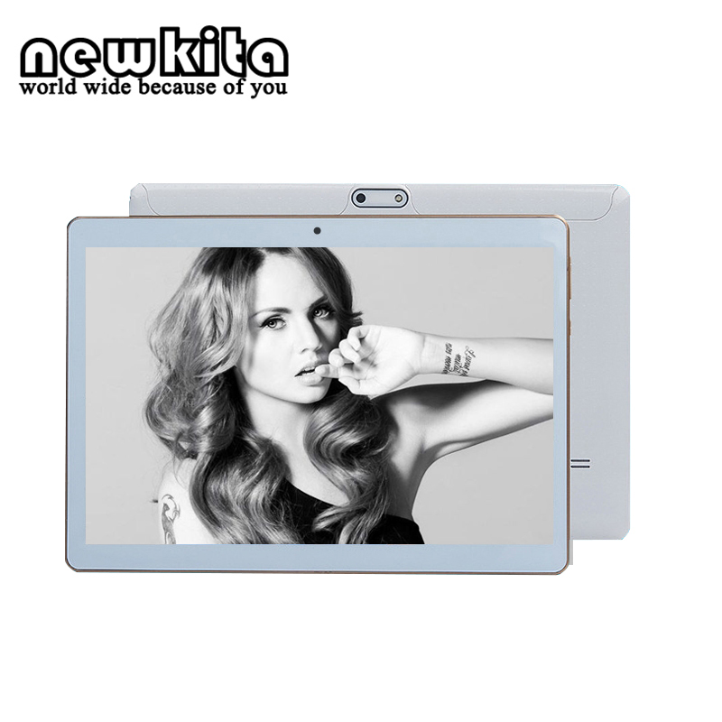 Tablet 10 inch 3G Android 6.0 Quad Core 1280*800 IPS 2GB/16G Bluetooth Wifi GPS Dual Camera Dual SIM Tablette 10.1 Case Free ramos i8 8 inch ips 1280 800 android 4 2 dual core 2 0ghz z2580 1g 16g gps планшеты