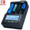 Original Opus BT-C3100 V2.2 Smart Digital Intelligent 4 LCD Slots Universal Battery Charger for Rechargeable Battery EU/US Plug