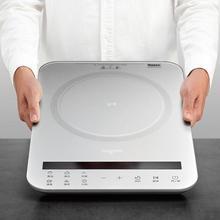 Многофункциональная индукционная плита, бытовая интеллектуальная ультратонкая индукционная плита с сенсорным экраном, IC-A2102