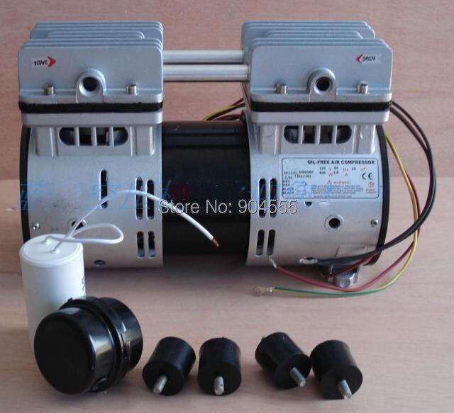 piston silent oil free air compressor motor air compressor pump air compressor engine