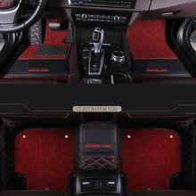 Car Believe car floor mats For bmw x3 e83 x3 f25 g30 x5 e70 x6 e71 z4 e85 e70 f45 f34 f11 f10 f15 f25 accessories carpet rug все цены