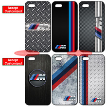 For BMW Car Cover Case for LG G3 G4 G5 G6 iPhone 4 4S 5 5S SE 6 6S 7 8 Plus X Samsung Note 3 4 5 8 S3 S4 S5 S6 S7 S8 Edge Plus
