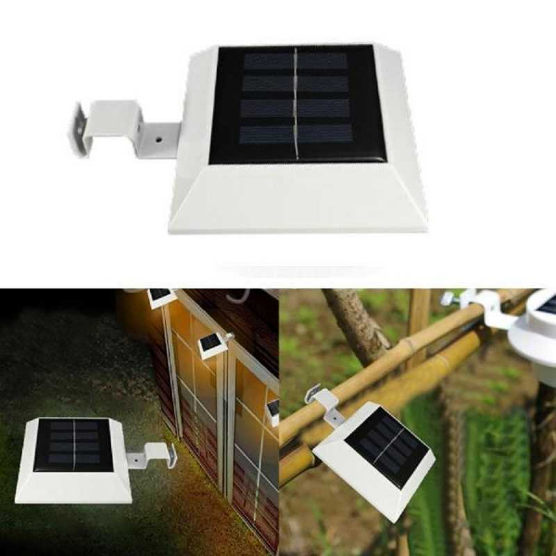 18 LED Solar Power Waterproof Projection RGB Spotlight Light Pool Garden