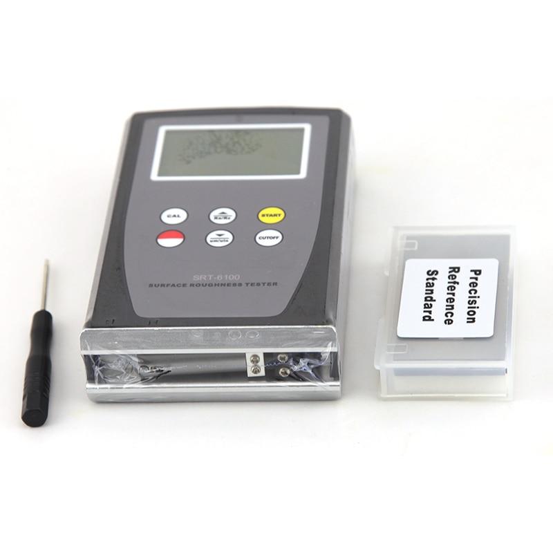 Landtek SRT6100 Cyfrowy tester chropowatości powierzchni Miernik - Przyrządy pomiarowe - Zdjęcie 4
