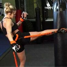 Bandas de resistencia de alta resistencia para boxeo ejercicio pesado, sistema de correas de entrenamiento para Equipo de Boxeo, igual que Shadow Boxer, 200 libras