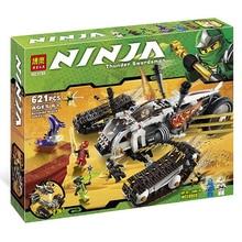 Free Shipping BELA 9788 Ninja DIY Construction Bricks toys for children
