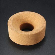 Kicute 5 шт. лаборатория колба кольцо бренда Cork подставка для 50 мл-250 мл фляга Стекло фляга 80*30*30 мм специальные внутренние подкладки для учебное лабораторные расходные материалы
