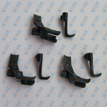 3 SETS EDGE GUIDE FEET FOR JUKI DNU 1541 INDUSTRIAL WALKING FOOT SEWING MACHINE.