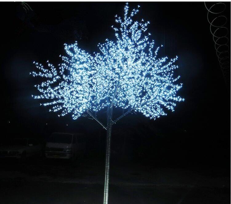 Factory Hot sale LED Christmas Tree 1.5M LED Peach Tree ...