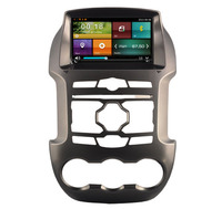 1024*600 hd araba dvd oynatıcı Ford Ranger 2011-2014 için GPS multimedya ana ünite autoradio stereo multimedya ile BT HARITA ücretsiz KAMERA