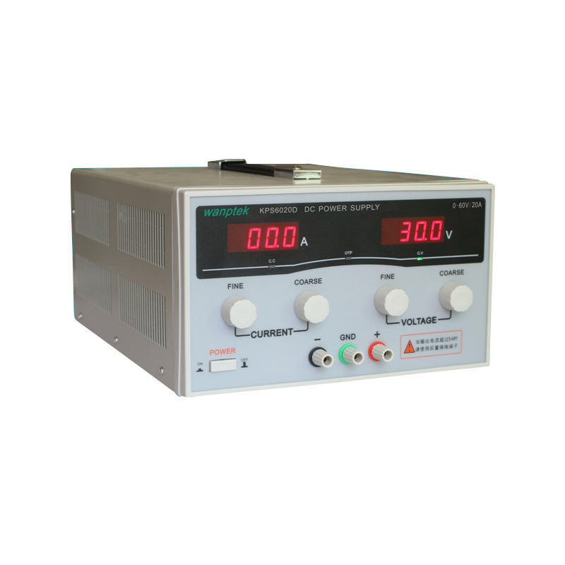 KPS6020D High precision High Power Adjustable LED Dual Display Switching DC power supply 220V EU 60V/20A