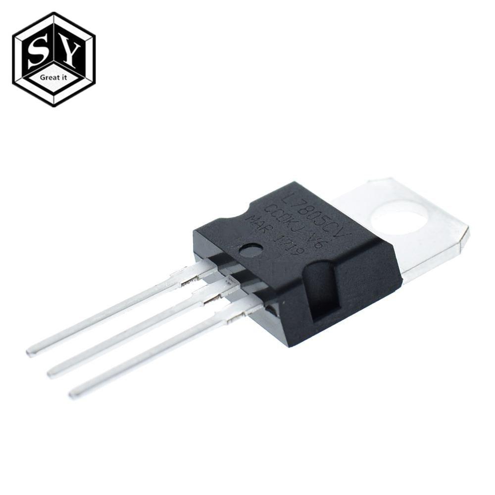 DIY Arduino Régulateur de tension LM317LZ TO-92 Par lot 2,5,10 Raspberry Pi