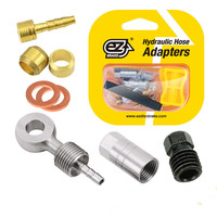EZ Mtb Bike Brake House Adapters For MAGURA MT2 MT4 MT6 MT8 Hydraulic Brake House Installation
