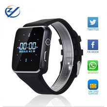 ZAOYIMALL Bluetooth Smart Watch Z12 MTK6261A Clock Smartwatch with Camera SIM/TF Card Slot for Iphone Xiaomi Android Phone