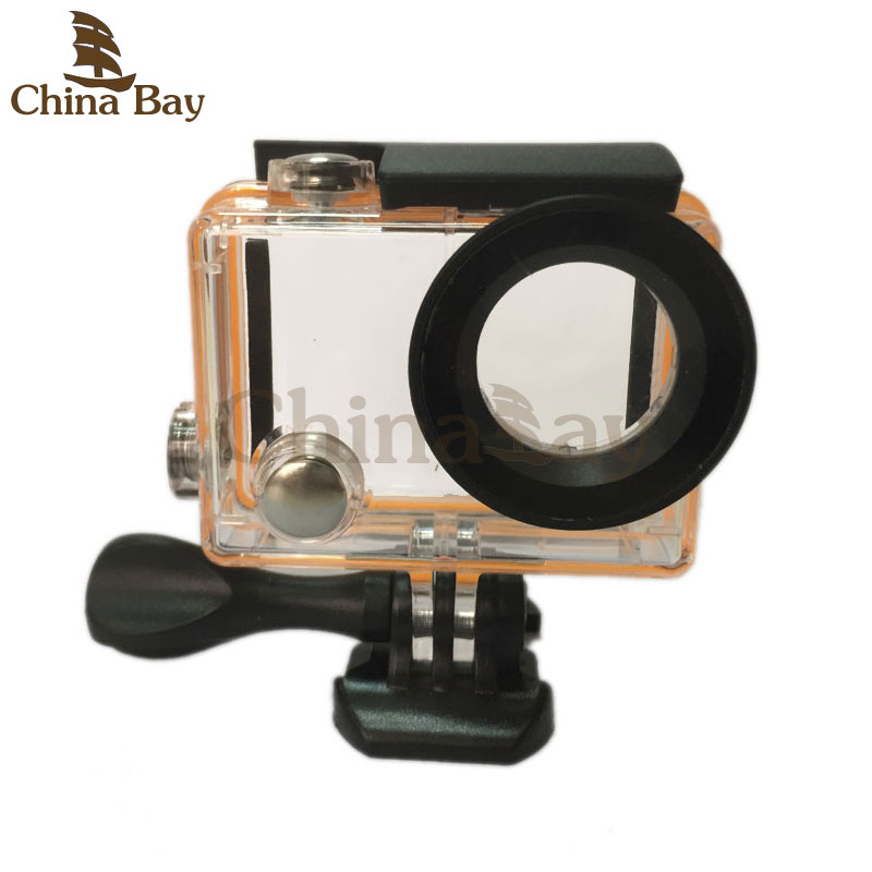 Original EKEN Waterproof Case for h8 h8r h8 pro v8s 30 meter deep waterproof