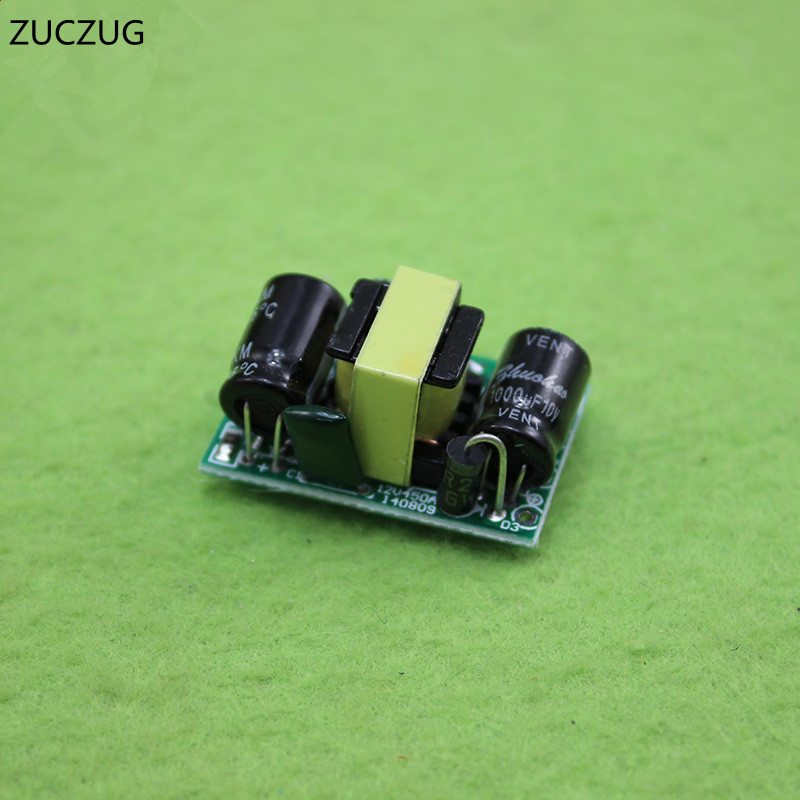 ZUCZUG Precision 5V700mA (3.5W) isolation switch power supply /AC-DC buck module 220 rpm 5V (H6B3) 12v2a 9v15v24v 220v 12v acdc power module ha12n20 isolation switch power supply line