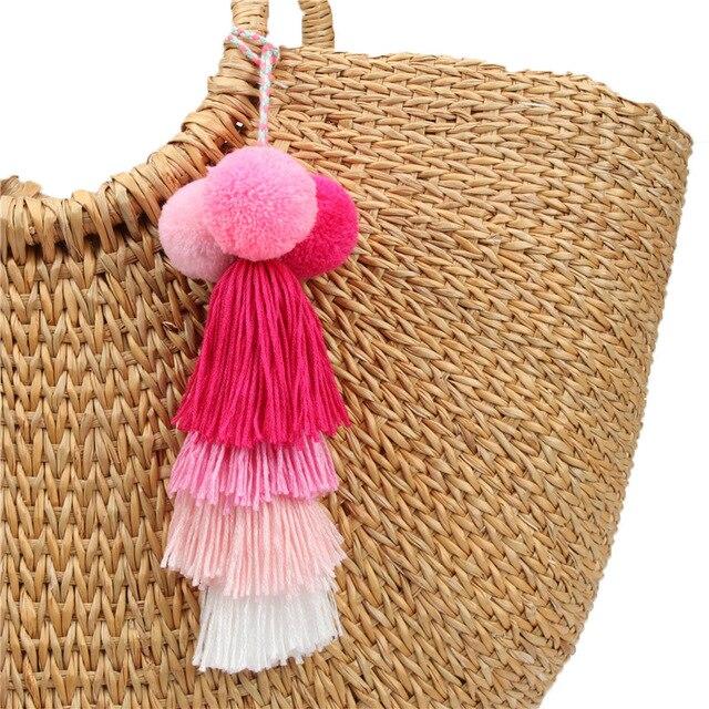 Купить брелок для ключей naomy & zp с кисточкой брелок сумкой ювелирные картинки