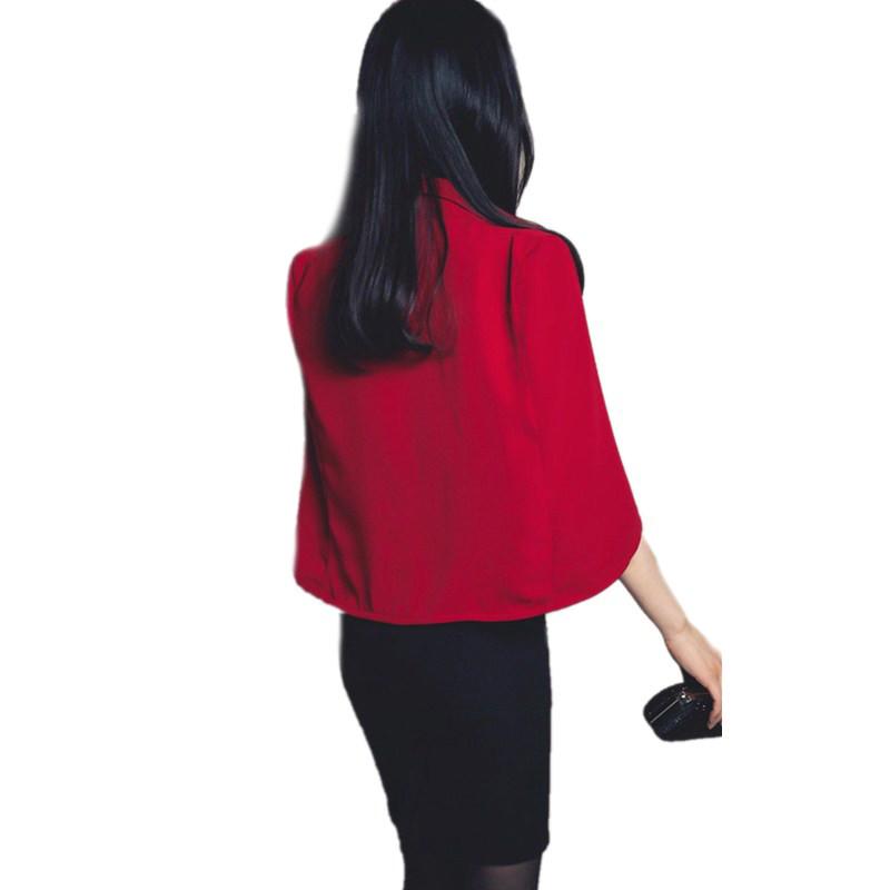 Womens-2-Piece-Set-Summer-Style-Short-Bat-Sleeve-Chiffon-Blouse-Shirt-Cloak-Women-Knee-Length (2)