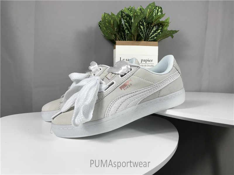 10f8f2ab1eddcc New Arrival Women s Original Suede PU Strap Platform Satin Badminton Shoes  Size35.5-40