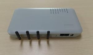 Image 2 - 4 port GSM gateway,GSM VoIP Gateway, DBL GOIP4. Support VPN & IMEI change&SMS