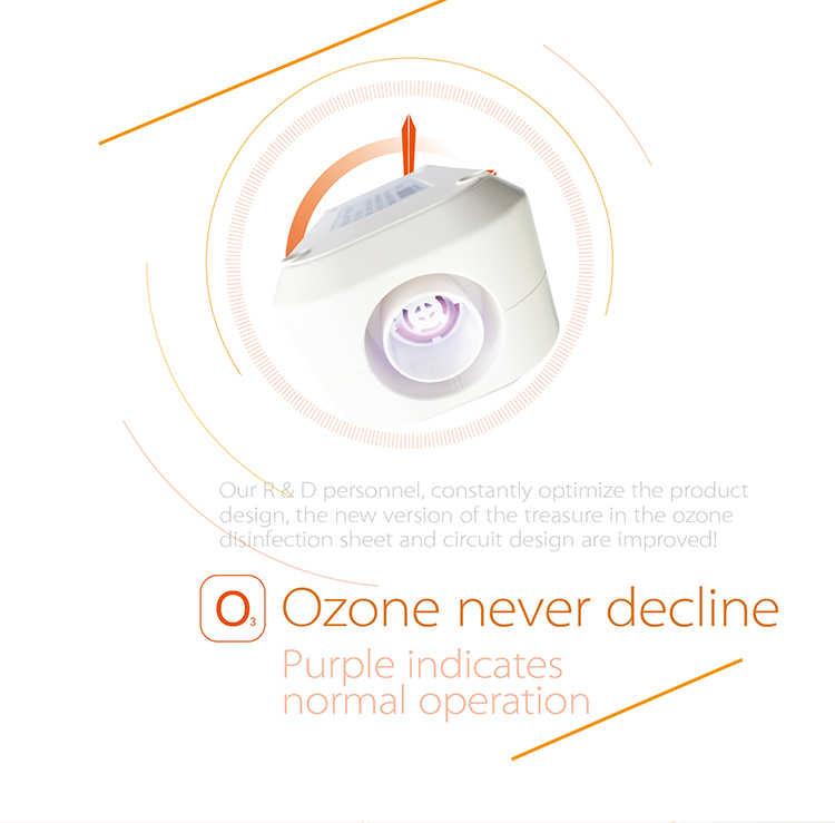 Rescomf Cpap Temizleyici Temizleyici | Cpap Apap Bipap Makine Dezenfektan Sterilizatör Temizleme Kiti Resmed Respironics Tüpü Ve Maske