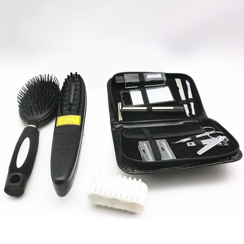 Kit Power Grow Laser Cure Loss Therapy Laser Hair Health care beauty Comb massager Comb Free shipping high quality scalp massage comb 3 color mixed hair hair curls comb send elders the best gifts health care tools