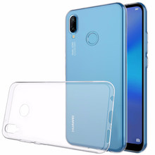 For Huawei Mate 20 Pro P30 P20 Pro Lite Case Ultra Thin Soft Transparent TPU Silicone Full Cover For Honor 8 8X Max 10 Lite 9(China)