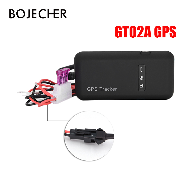 Mini <font><b>GT02A</b></font> <font><b>GPS</b></font> Trackers SOS Tracking Devices For Vehicle Location Trackers Locator Systems Automobiles & Motorcycles <font><b>GPS</b></font> Tracker image