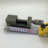 QGG type Manual Precision Tool accessory Grinder Vise flat tongs Use for surface grinding machine milling machine EDM machine