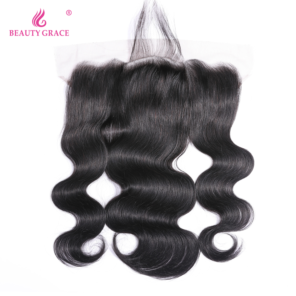 Skønhed Grace Hair Brazilian Body Wave Human Hair Weave 3 Bundler - Menneskehår (sort) - Foto 5