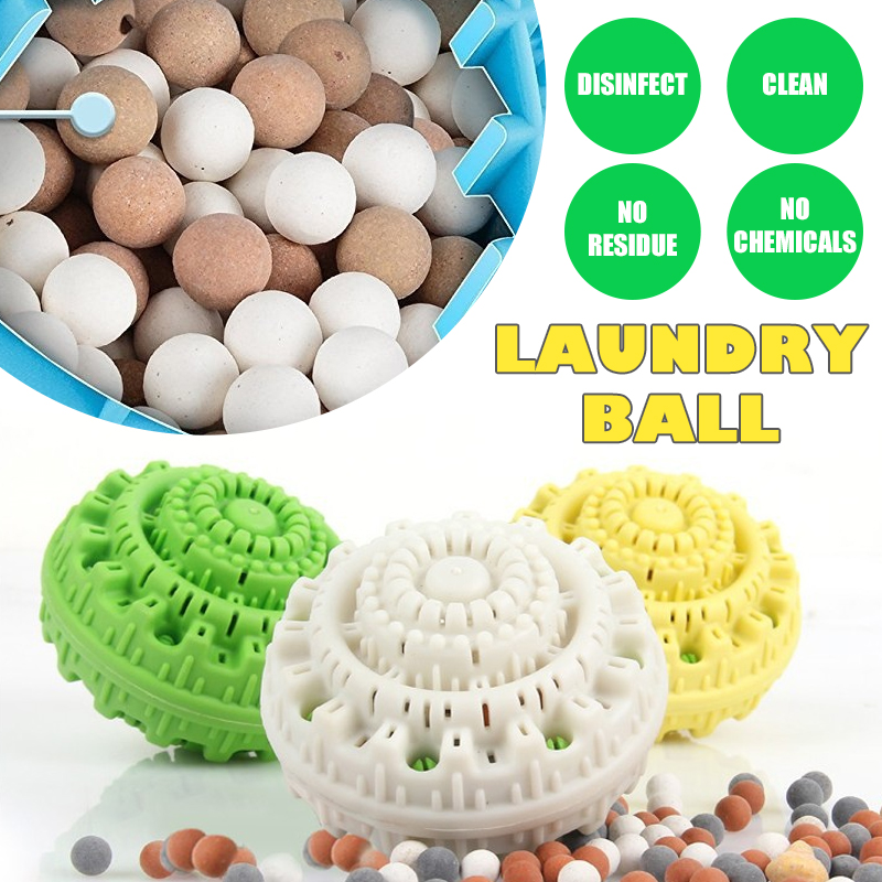 Daily Necessities Washing Balls Home Housekeeping Clothes Antiseptic TPR Creative Reusable Laundry Ball Household Cleaning Tool in Laundry Balls Discs from Home Garden