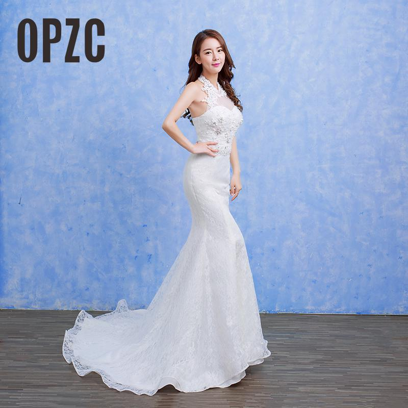 972748bbcc1 halter top wedding gowns с бесплатной доставкой на AliExpress.com