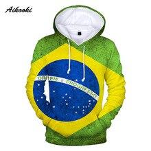 3D bandera nacional Argentina Alemania Rusia Brasil EE. UU. México 3D  Sudadera con capucha ropa de las mujeres de los hombres mo. 0d21b2cd18c