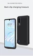 2019 5000mAh Power Bank Charging Case For Huawei P30 Battery Case Extenal Battery Charger Cases For Huawei P30 Pro Power Case