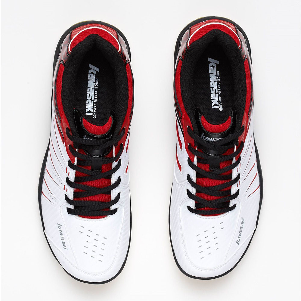 Kawasaki Professional Badminton Shoes 17 Breathable Anti-Slippery Sport Shoes for Men Women Sneakers K-063 12