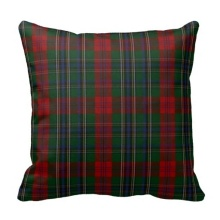 Another Stylish Clan Maclean Tartan Plaid Cushion Cover (Size: 45x45cm) Free Shipping