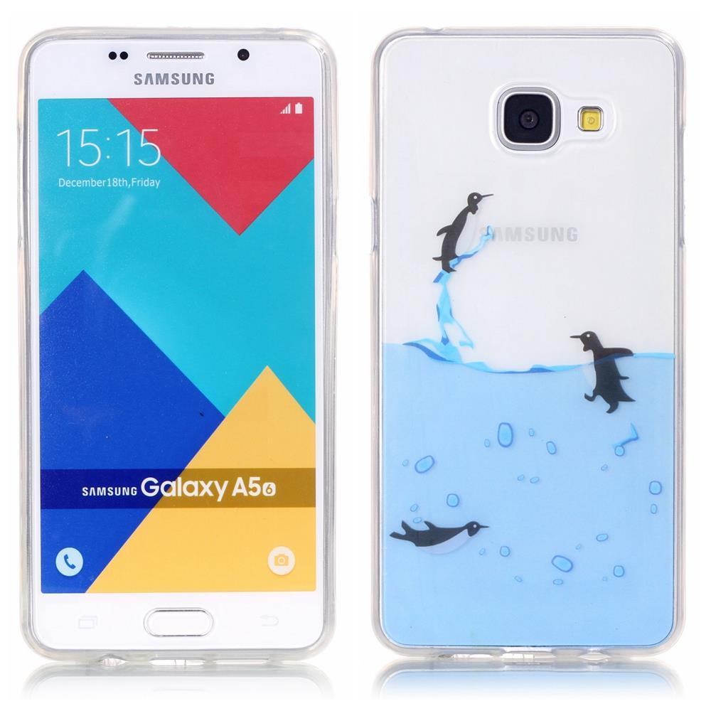 5e9fd3f798 Para Samsung A5 2016 Caso TPU Super Clear Macio TPU Tampa Traseira para Samsung  Galaxy A5 2016 A510 FRETE GRÁTIS