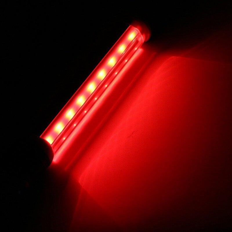 2018 New Night Lighting WY8157 Strong Light USB Charging COB+T6 Multi-function Flashlight Inspection Lights 2018