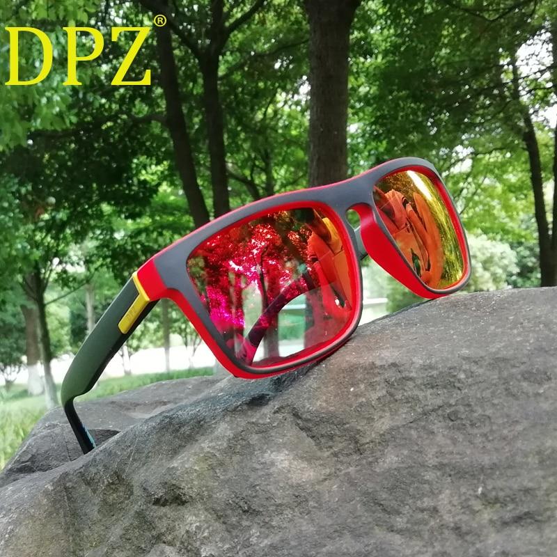 2018 Luxury Brand Designer Polarized Sunglasses Men's Driving Shades Male Sun Glasses For Men Retro Oculos 731